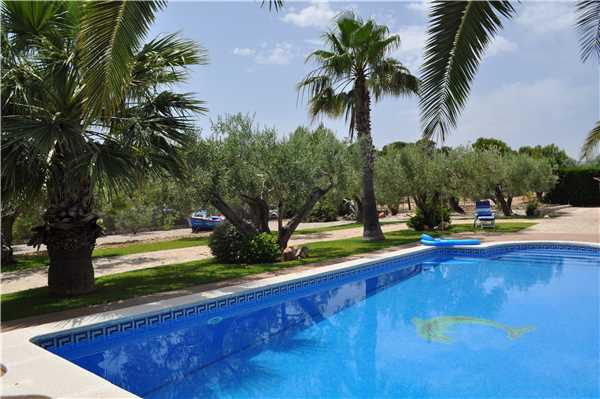 Ferienhaus Villa Tema, L'Ampolla, Costa Dorada, Katalonien, Spanien, Bild 2