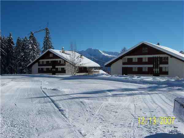 Ferienwohnung La Nationale, Crans-Montana, Crans-Montana - Anzère, Wallis, Schweiz, Bild 3