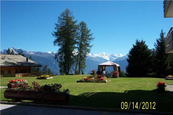 Ferienwohnung La Nationale, Crans-Montana, Crans-Montana - Anzère, Wallis, Schweiz, Bild 8
