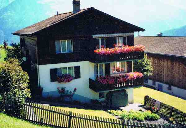 Holiday apartment Freihof, Urmein-Oberurmein, Domleschg - Heinzenberg, Grison, Switzerland, picture 1