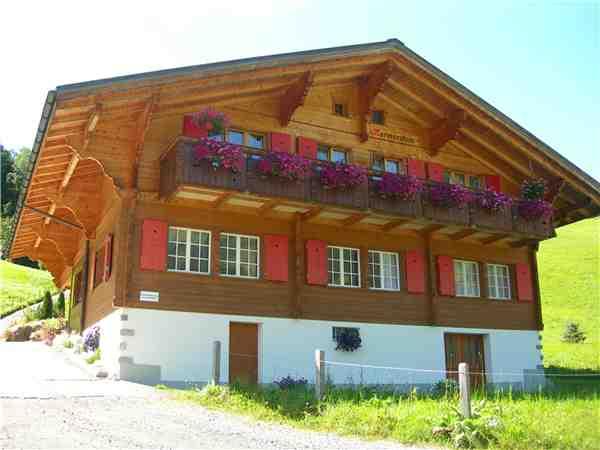 Ferienwohnung 'Marmorstein ' im Ort Grindelwald