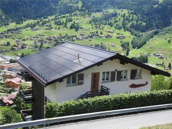 Ferienwohnung 'Wychelrain ' im Ort Grindelwald