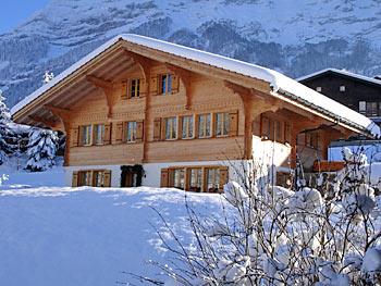 Ferienwohnung 'Asterix ' im Ort Grindelwald