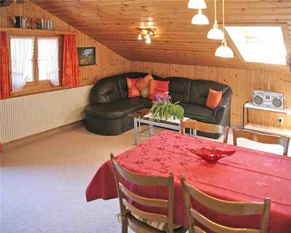 Ferienwohnung Chalet Chessibach 2.5, Grindelwald, Jungfrauregion, Berner Oberland, Schweiz, Bild 3