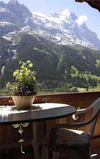 Ferienwohnung Chalet Chessibach 2.5, Grindelwald, Jungfrauregion, Berner Oberland, Schweiz, Bild 6