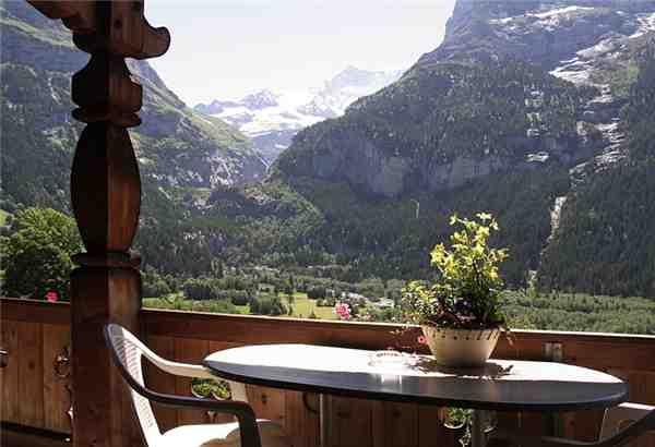 Ferienwohnung 'Chalet Chessibach 2.5' im Ort Grindelwald