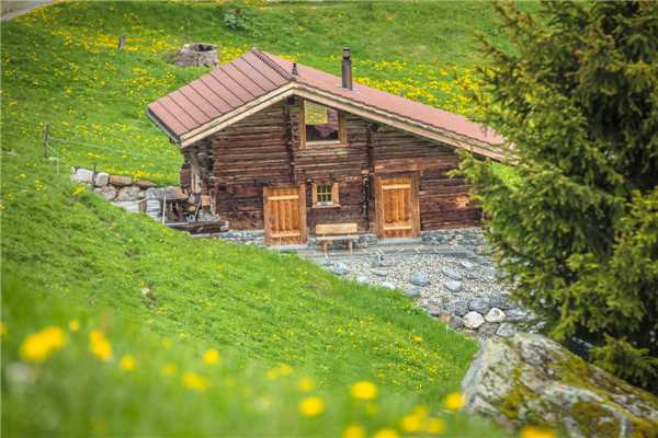 Holiday house Weidhaus am Brienzerberg, Axalp, Lake of Thun - Lake of Brienz, Bernese Oberland, Switzerland, picture 1