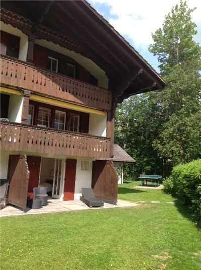 Holiday apartment Chalet Oberland 8, Gstaad, Gstaad - Saanen, Bernese Oberland, Switzerland, picture 1