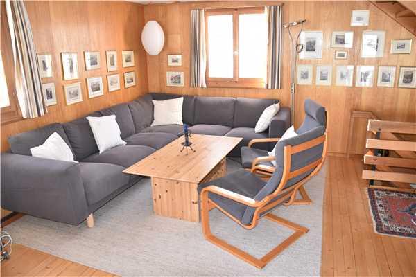 Ferienhaus 'Ferienhaus Klosters' im Ort Klosters