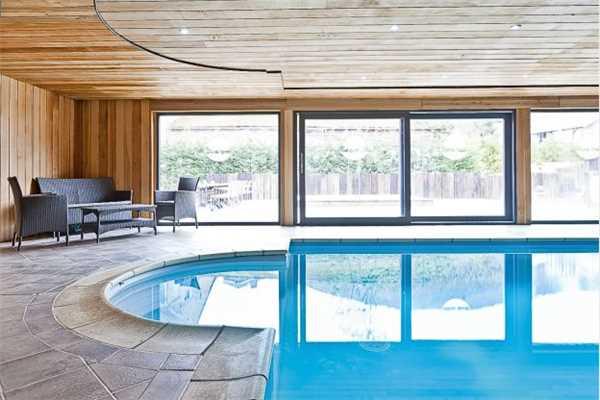 Ferienhaus Villa Vieux Chêne Wellness, Stavelot, Ardennes, Wallonien, Belgien, Bild 2