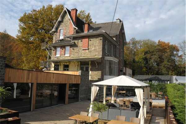 Ferienhaus Villa Vieux Chêne Wellness, Stavelot, Ardennes, Wallonien, Belgien, Bild 5