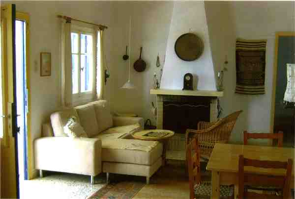 Holiday house Aphroditi Villa, Antiparos village, Antiparos, Cyclades, Greece, picture 6