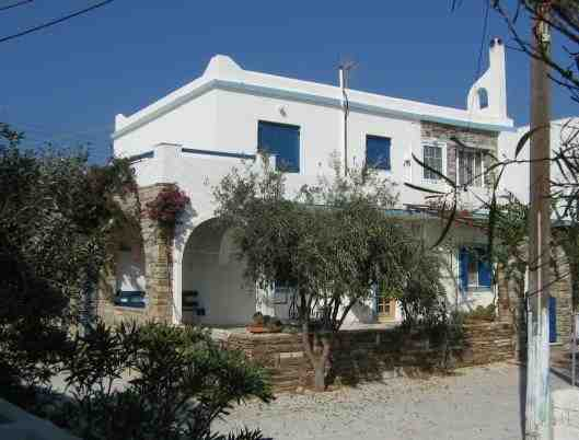 Holiday apartment Wassilis, Antiparos village, Antiparos, Cyclades, Greece, picture 1