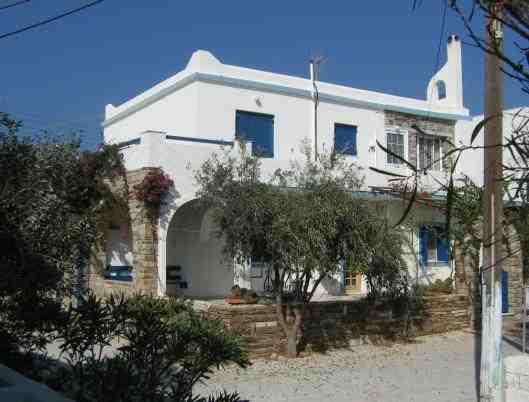 Ferienwohnung 'Wassilis' im Ort Antiparos Dorf