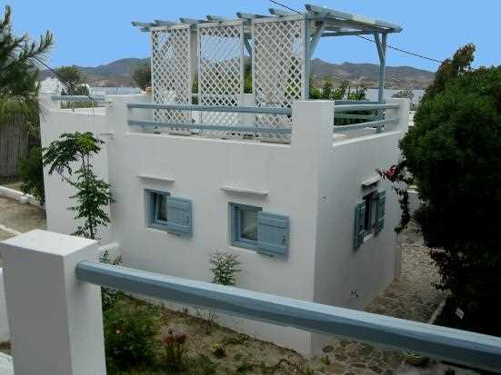 Holiday house Anna, Polonia, Milos, Cyclades, Greece, picture 1