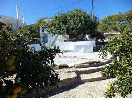 Holiday house Anna, Polonia, Milos, Cyclades, Greece, picture 12