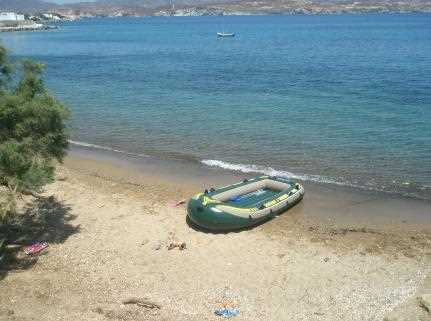 Holiday house Anna, Polonia, Milos, Cyclades, Greece, picture 6
