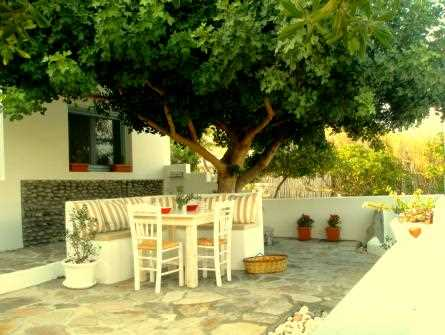 Holiday house Anna, Polonia, Milos, Cyclades, Greece, picture 4