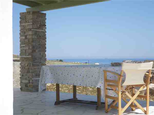 Holiday house ABRAHAM 4, Antiparos, Antiparos, Cyclades, Greece, picture 2