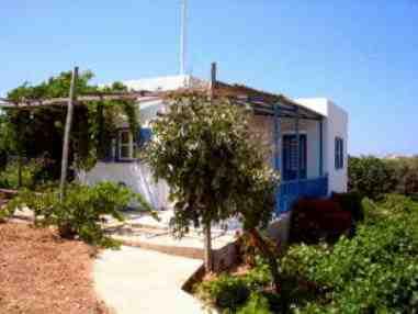 Ferienhaus 'Michalis 1' im Ort Antiparos