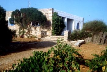 Ferienhaus 'Dodoris' im Ort Antiparos