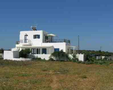 Ferienwohnung 'Wohnung Evangelos 4' im Ort Antiparos