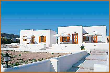 Holiday house Kaliopi 1-7, Polonia, Milos, Cyclades, Greece, picture 2