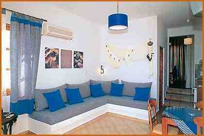 Holiday house Kaliopi 1-7, Polonia, Milos, Cyclades, Greece, picture 3