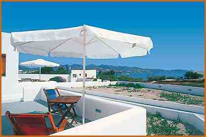 Holiday house Kaliopi 1-7, Polonia, Milos, Cyclades, Greece, picture 1