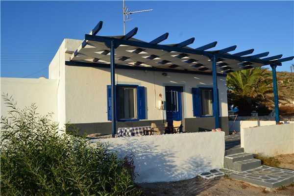 Ferienhaus 'Jerasimos' im Ort Milos