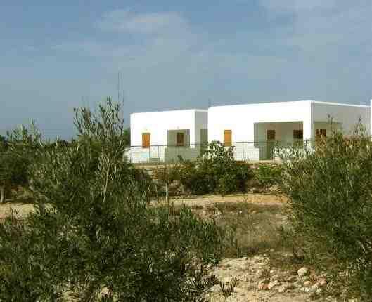 Ferienhaus 'Claira 1-3' im Ort Antiparos Dorf