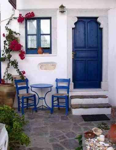 Ferienwohnung 'Wohnung Chora' im Ort Naxos