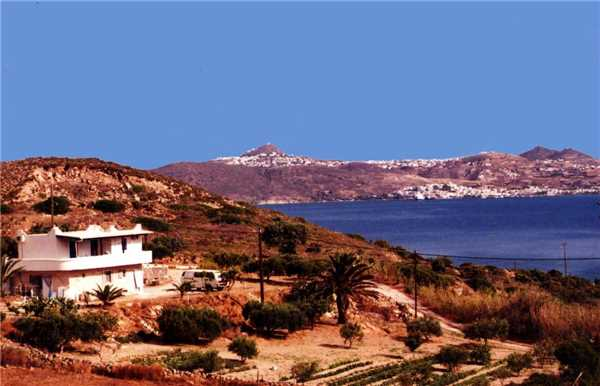 Holiday house Soula, Milos, Milos, Cyclades, Greece, picture 1