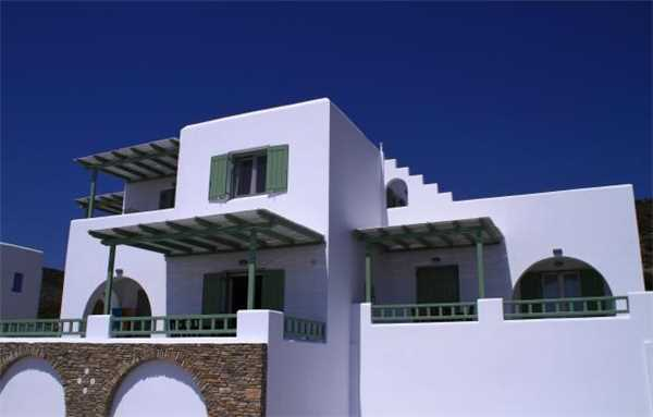 Holiday house Angeliki, Aghios Georgios, Antiparos, Cyclades, Greece, picture 1