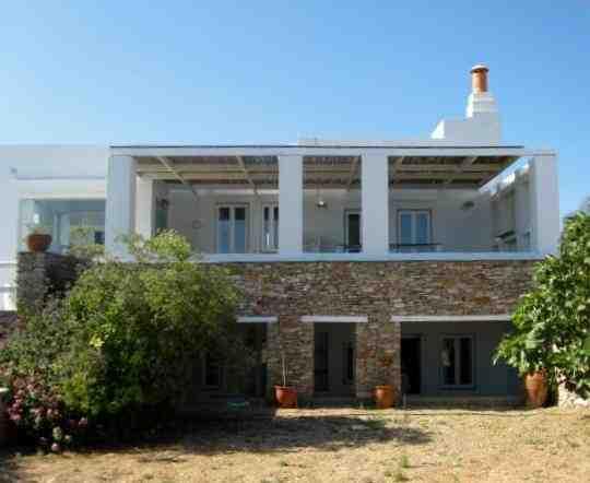 Ferienhaus 'Villa EVTERPI 1' im Ort Faros/ Sifnos