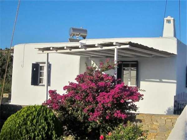 Ferienhaus 'Krios' im Ort Paros