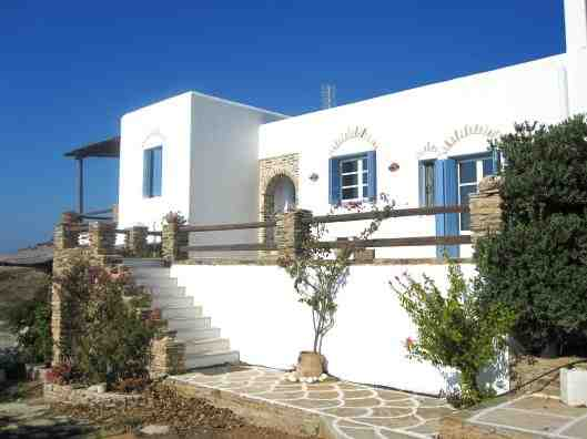 Holiday house Chrisoula, Aghios Georgios, Antiparos, Cyclades, Greece, picture 1