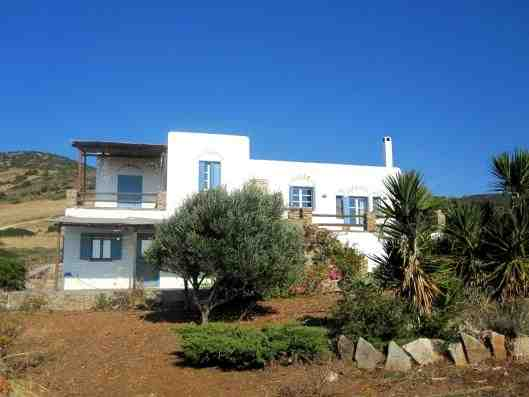 Holiday house Chrisoula, Aghios Georgios, Antiparos, Cyclades, Greece, picture 6