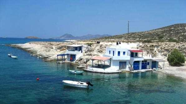 Holiday house Kalithea, Pachena, Milos, Cyclades, Greece, picture 7