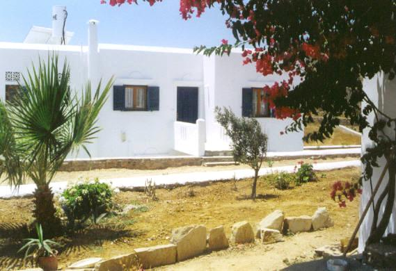 Holiday house 3 Zimmer- Häuser Vangelis, Antiparos, Antiparos, Cyclades, Greece, picture 1