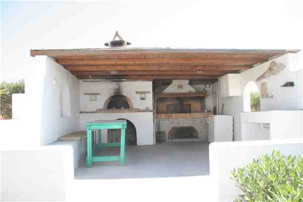 Holiday house 3 Zimmer- Häuser Vangelis, Antiparos, Antiparos, Cyclades, Greece, picture 4