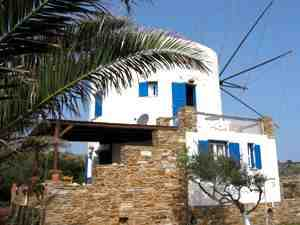Ferienhaus Mühle Manolis, Antiparos, Antiparos, Kykladen, Griechenland, Bild 3