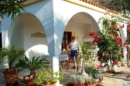 Ferienhaus 'Johanna' im Ort Pissouri