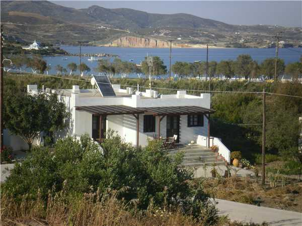 Holiday house Amalia 1, Milos - Polonia, Milos, Cyclades, Greece, picture 1