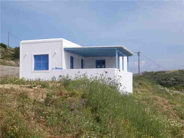 Ferienhaus '2 Häuser Konstantinos' im Ort Antiparos