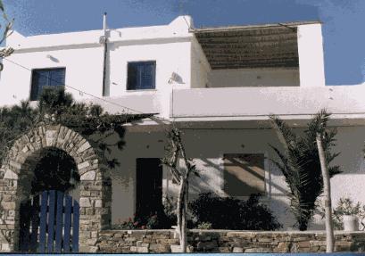 Ferienwohnung 'Wassilis Studio' im Ort Antiparos Dorf