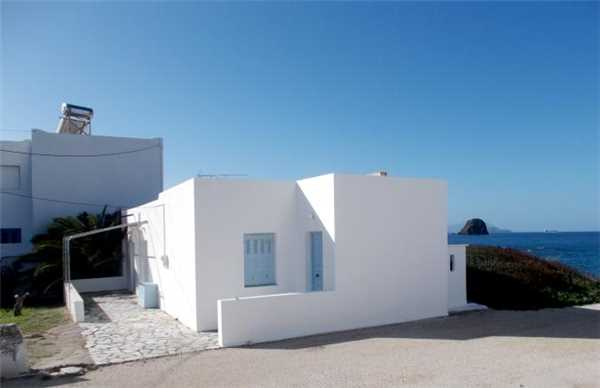 Holiday house Haus Sofia, Milos, Milos, Cyclades, Greece, picture 1