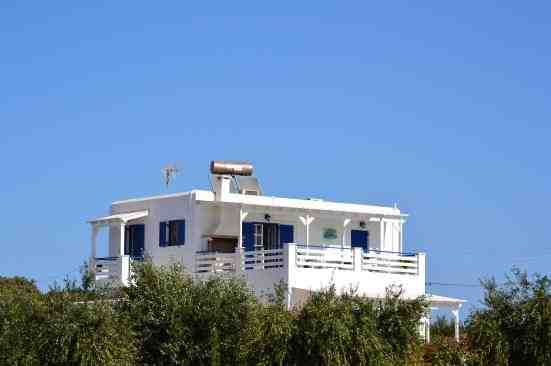 Holiday apartment Wohnung Kimonas, Antiparos, Antiparos, Cyclades, Greece, picture 1