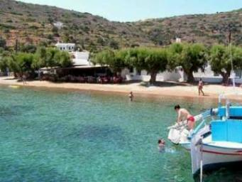 Holiday apartment Wohnung Manos, Vathi, Sifnos, Cyclades, Greece, picture 2