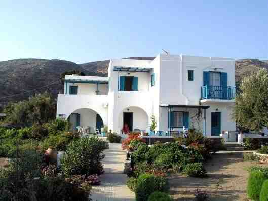 Holiday apartment Wohnung Manos, Vathi, Sifnos, Cyclades, Greece, picture 1